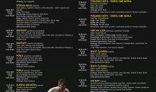 Program divadla AU máj 2019